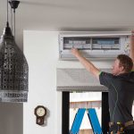 What's the difference between an evaporative cooler and a split system air-conditioner?