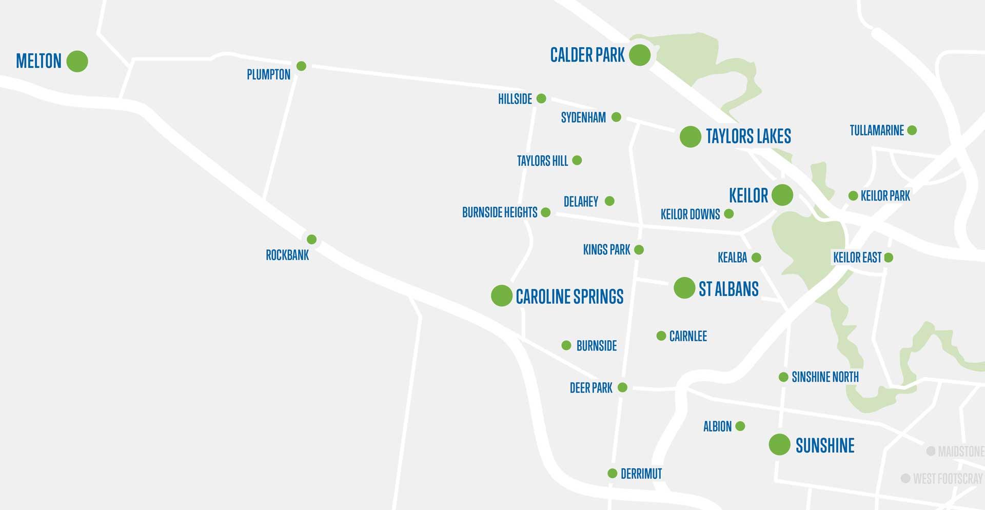 map-melton-area