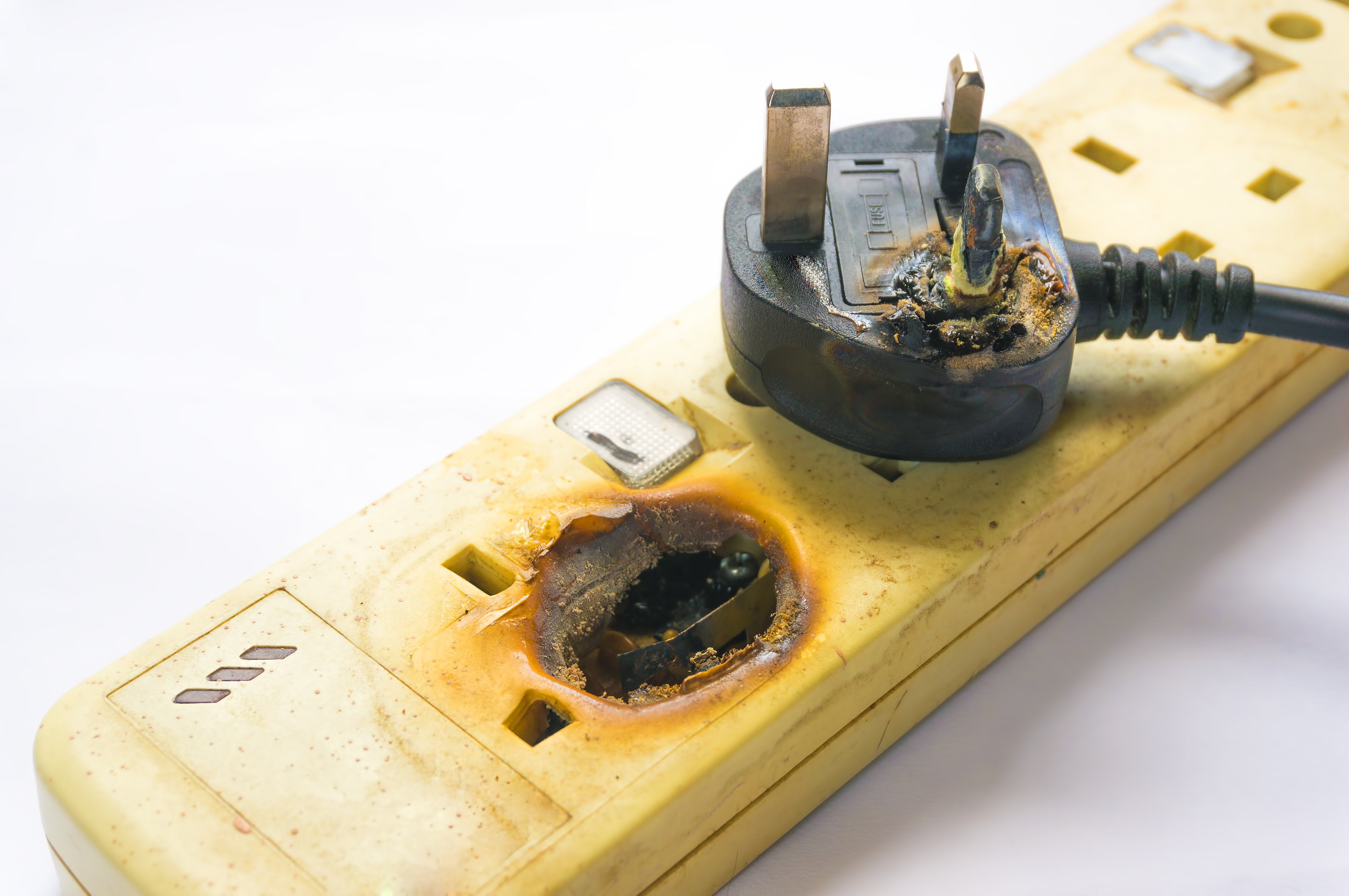 Are Power Boards Safe Bad Electrical Panel Wiring Safety Hazards And